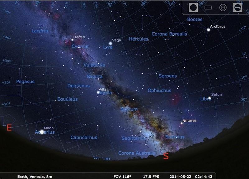 stellarium mac os x