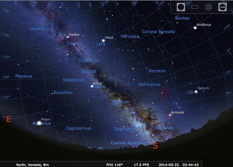 Image result for stellarium