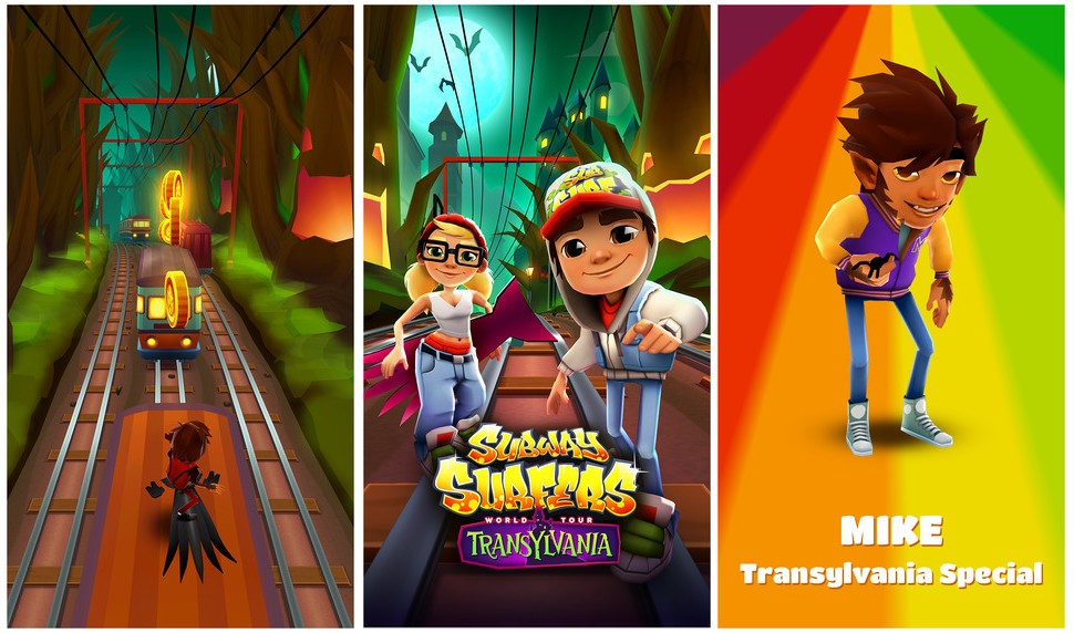 subway surfers for windows phone  android and ios adds GIMP Screenshots GIMP Tutorials