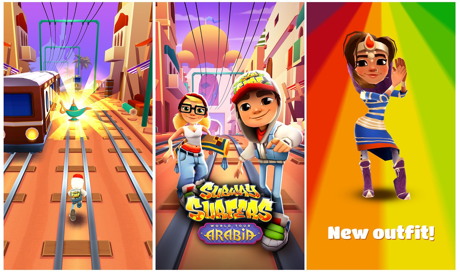 Subway surfers for windows phone, android, ios adds world tour to.