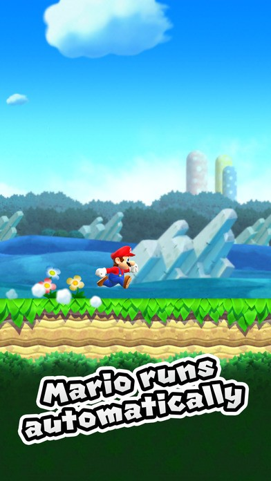 super mario download ios