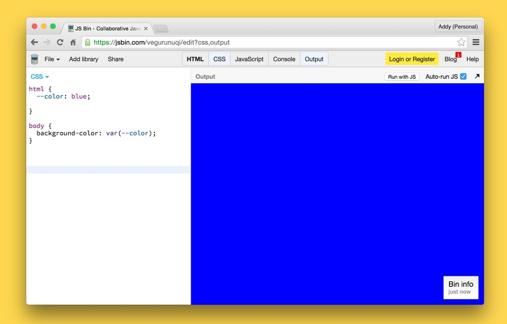 Support for CSS Variables Arrives in Google Chrome