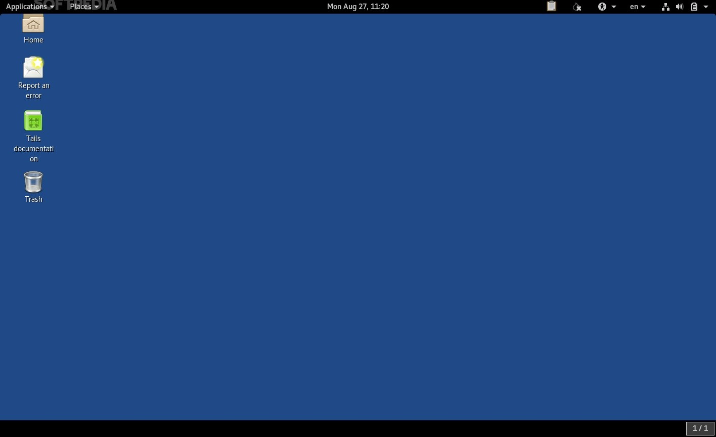 Tails 3 9 Anonymous OS Is Coming September 5 with TrueCrypt
