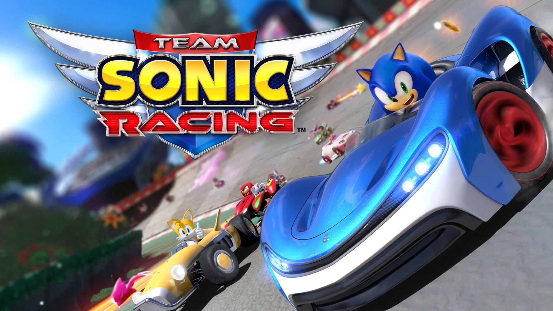 Team Sonic Racing Review (PS4)