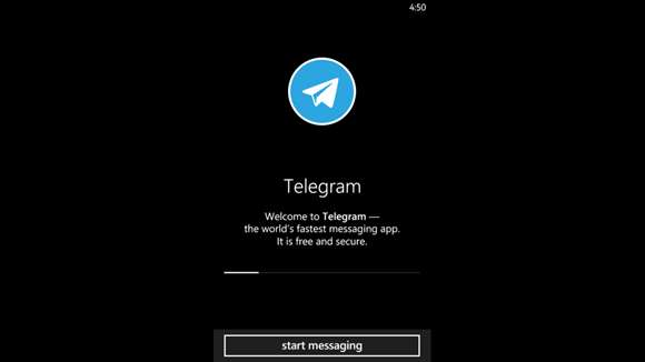 Telegram for Windows Phone Update Brings Ability to Share Post Links