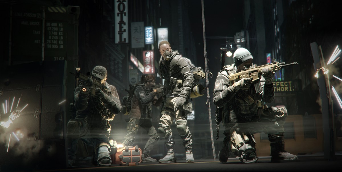 The Division's Missing Characters Can Be Recovered During New