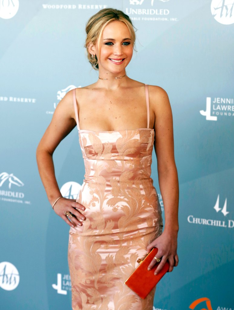 Jennifer Lawrence Was One Of The Celebs Targeted By Fappening Hackers