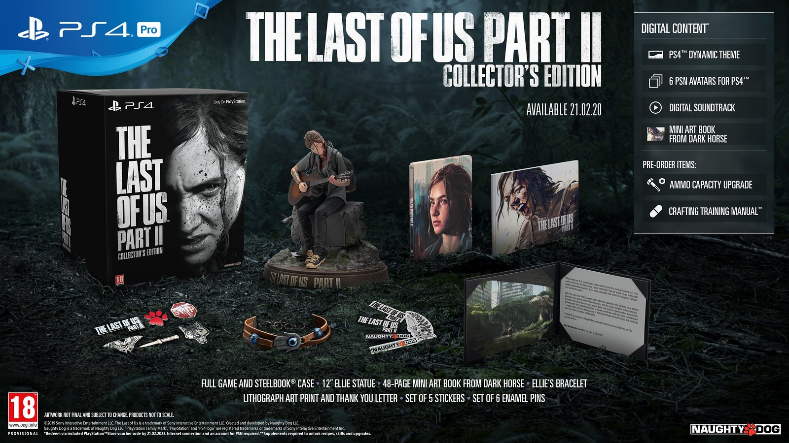 Ps4 Exclusive Games 2020.The Last Of Us Part 2 Coming To Ps4 On February 21 2020