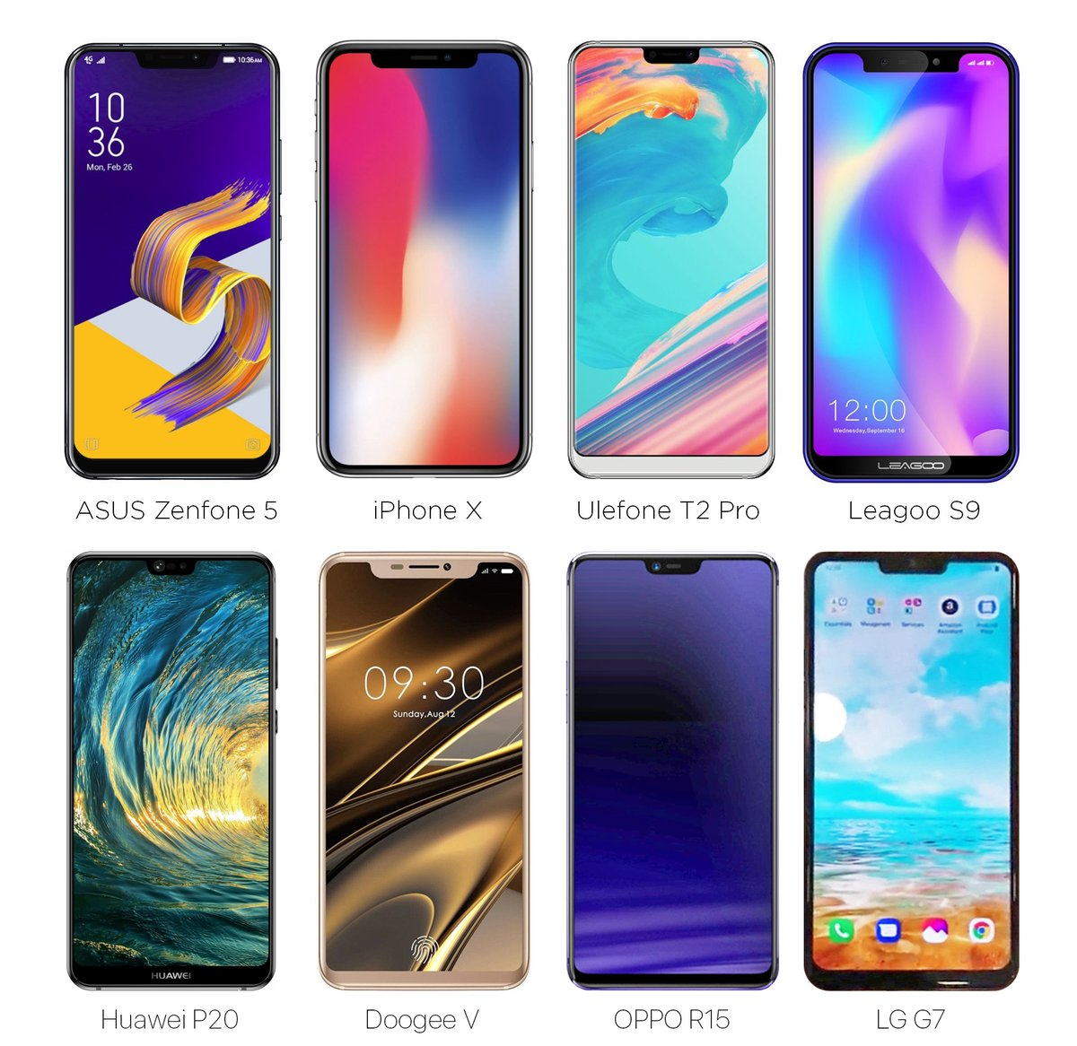 """The """"Notch"""" Is Becoming a Trend in 2018, and You'll Have ..."""
