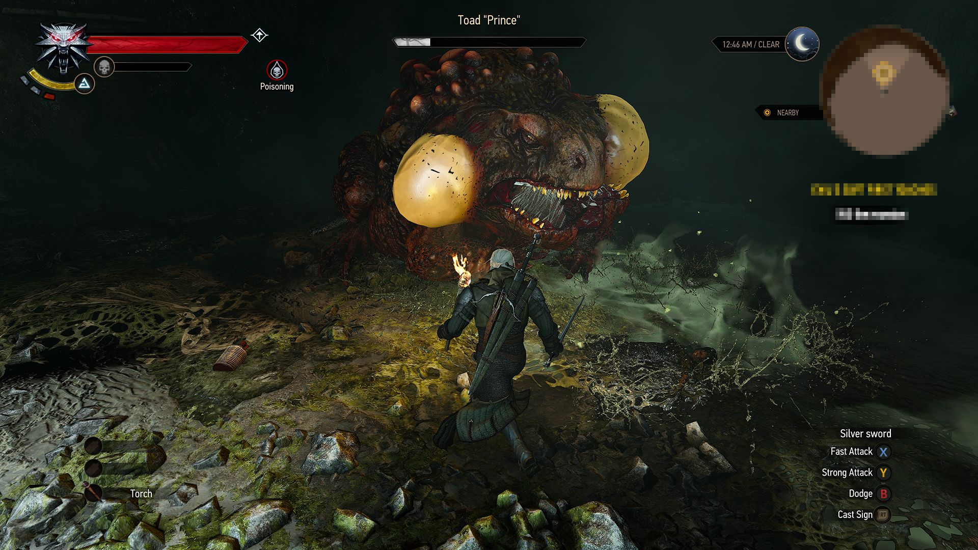 The Witcher 3 Hearts Of Stone Gets New Impressive Screenshots