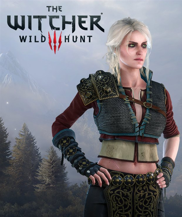 The Witcher 3 New Quest DLC Is Now Live, Alternate Ciri