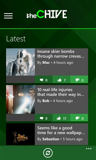 theCHIVE Official App Breaks Down Windows Phone