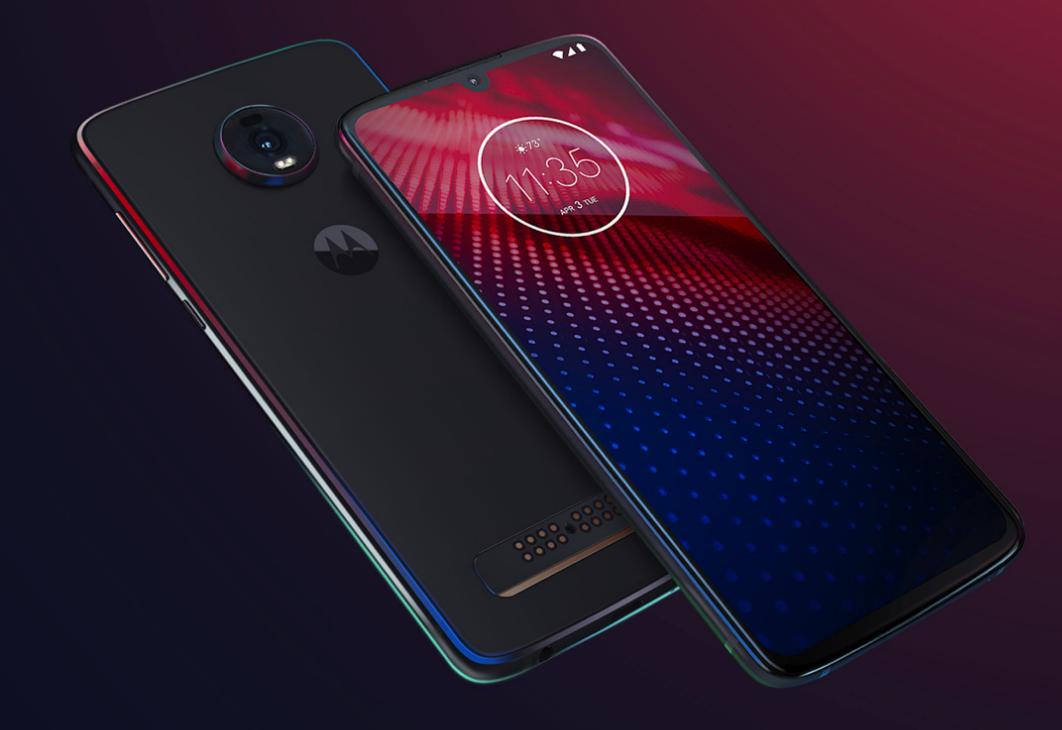 Moto Z4 surprisingly includes support for active styluses