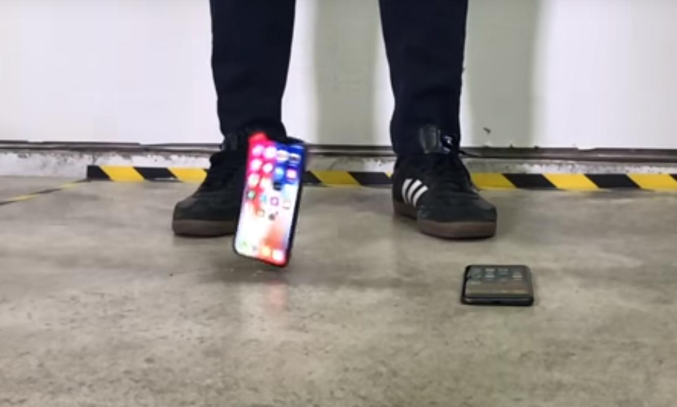 These Iphone X Drop Tests Are Really Painful To Watch