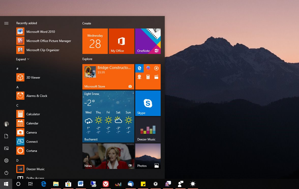 How Microsoft Should Improve the Windows 10 Weather App