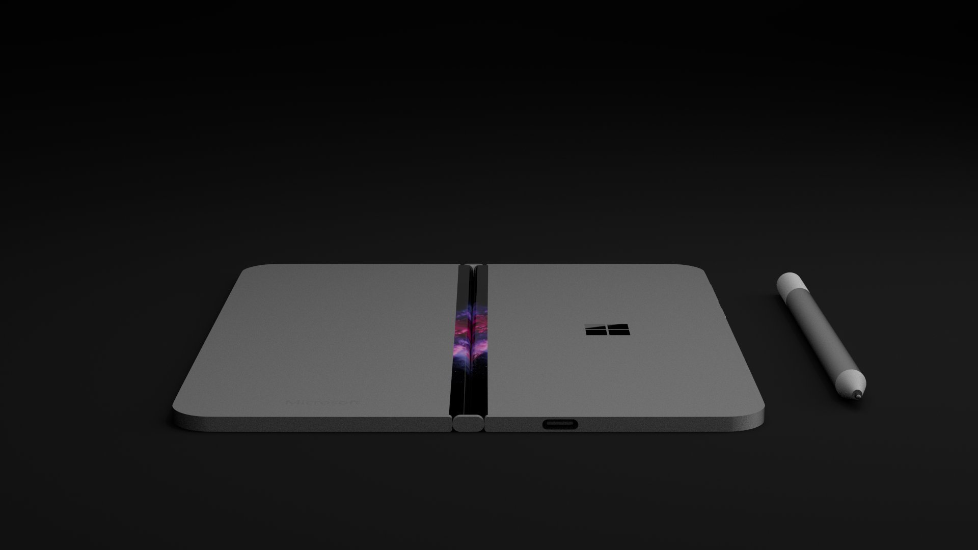 Microsoft Surface Andromeda concept