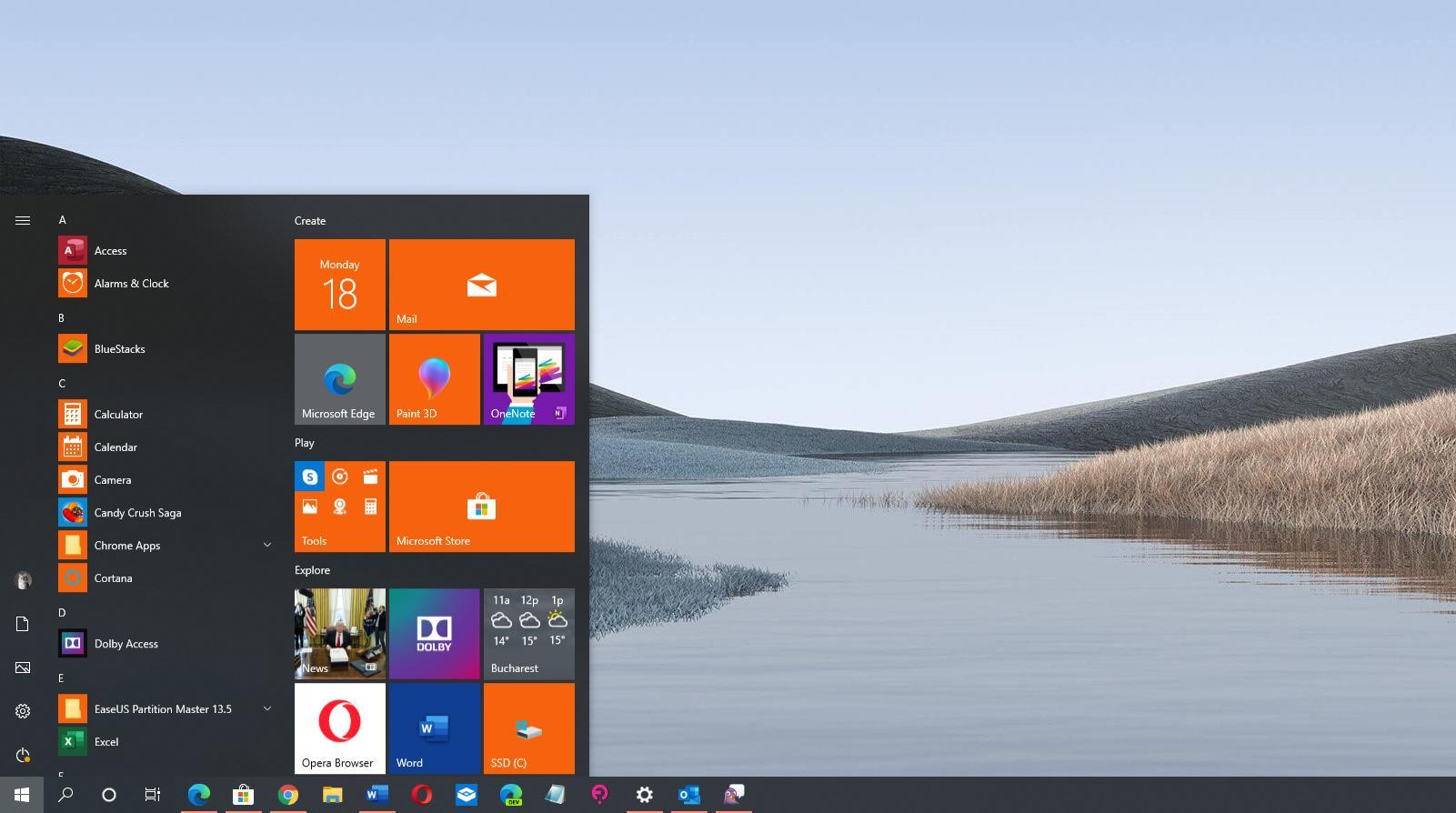 Windows 10 media creation tool 1909