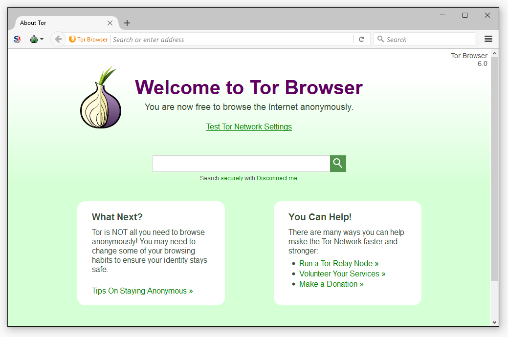 Tor Browser 6 0 Based on Firefox 45-ESR Released with Updated