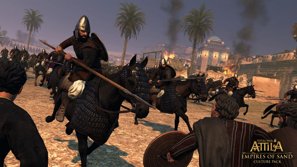 Total War: Attila Adds the Lakhmids for Free on September 15