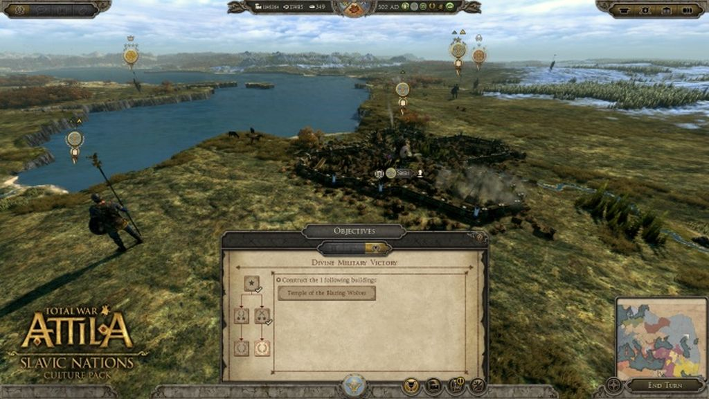 Total War: Attila Reveals Slavic Nations DLC, Gamers Can Get It for Free