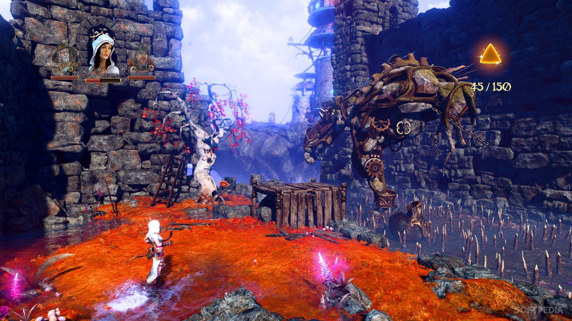 Trine 3 The Artifacts Of Power Review Pc