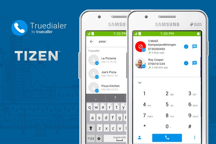 Truecaller Now Available for Tizen-Powered Samsung Z3