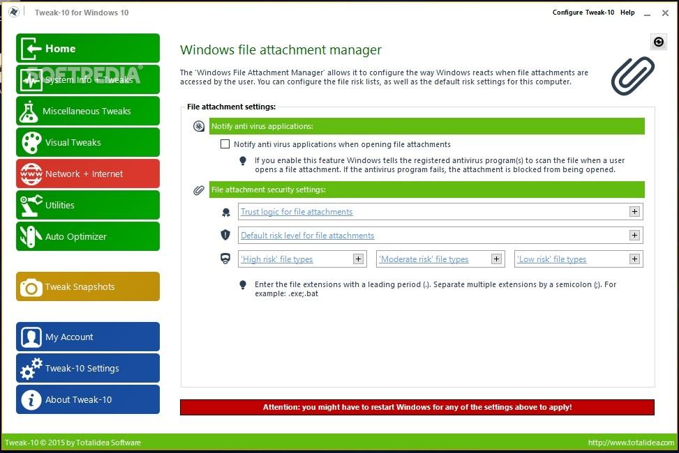 Tweak-10 Review - Unlock the Full Potential of Windows 10