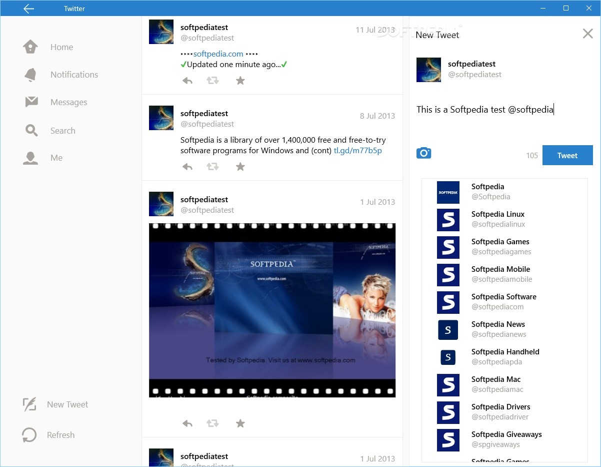 Download Twitter For Windows 10 | twitter app for windows 10