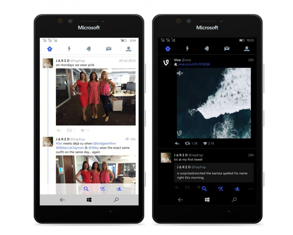 Twitter for Windows 10 Mobile Now Available for Download