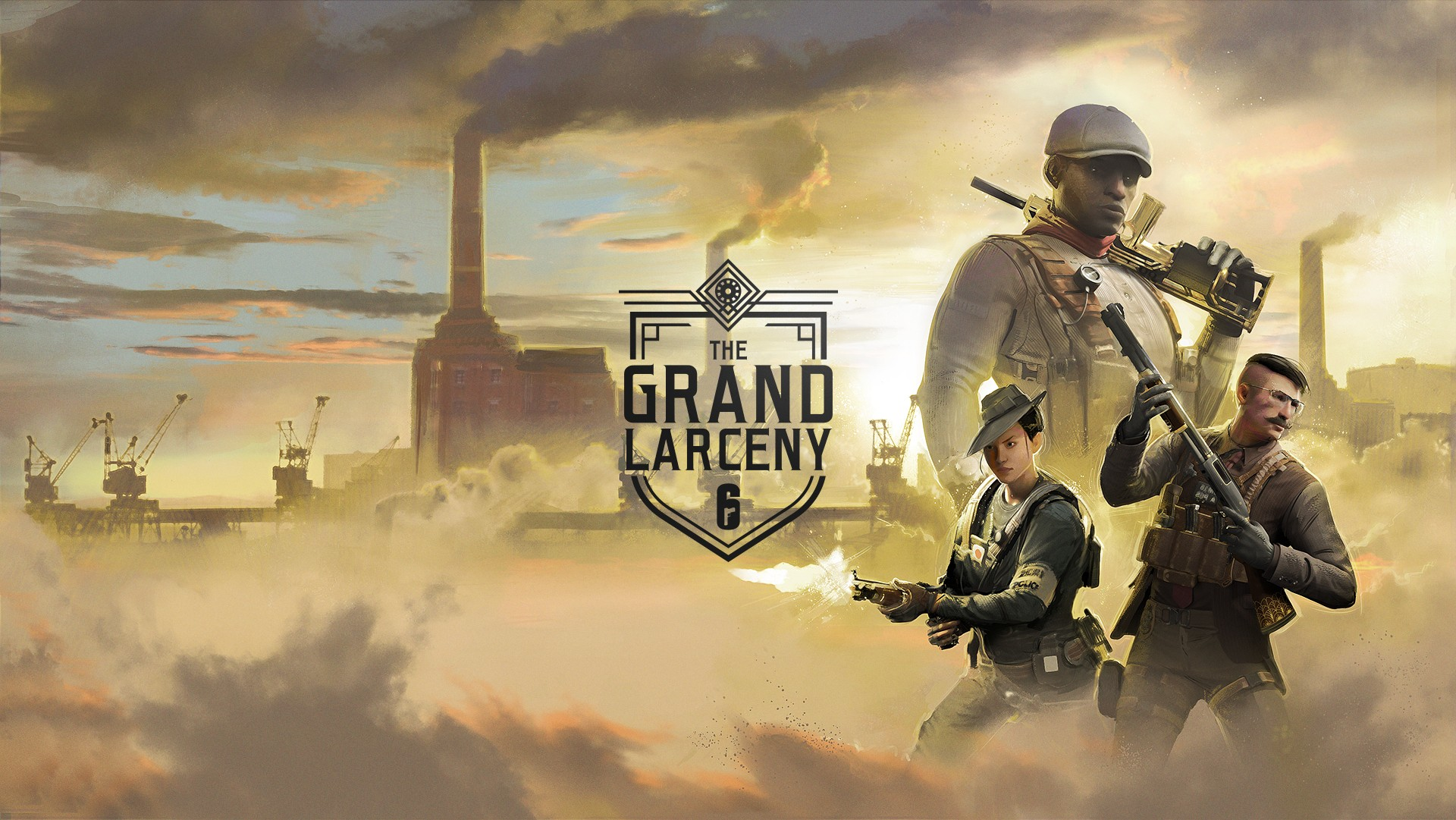 Rainbow Six Siege has a new limited time mode The Grand Larceny