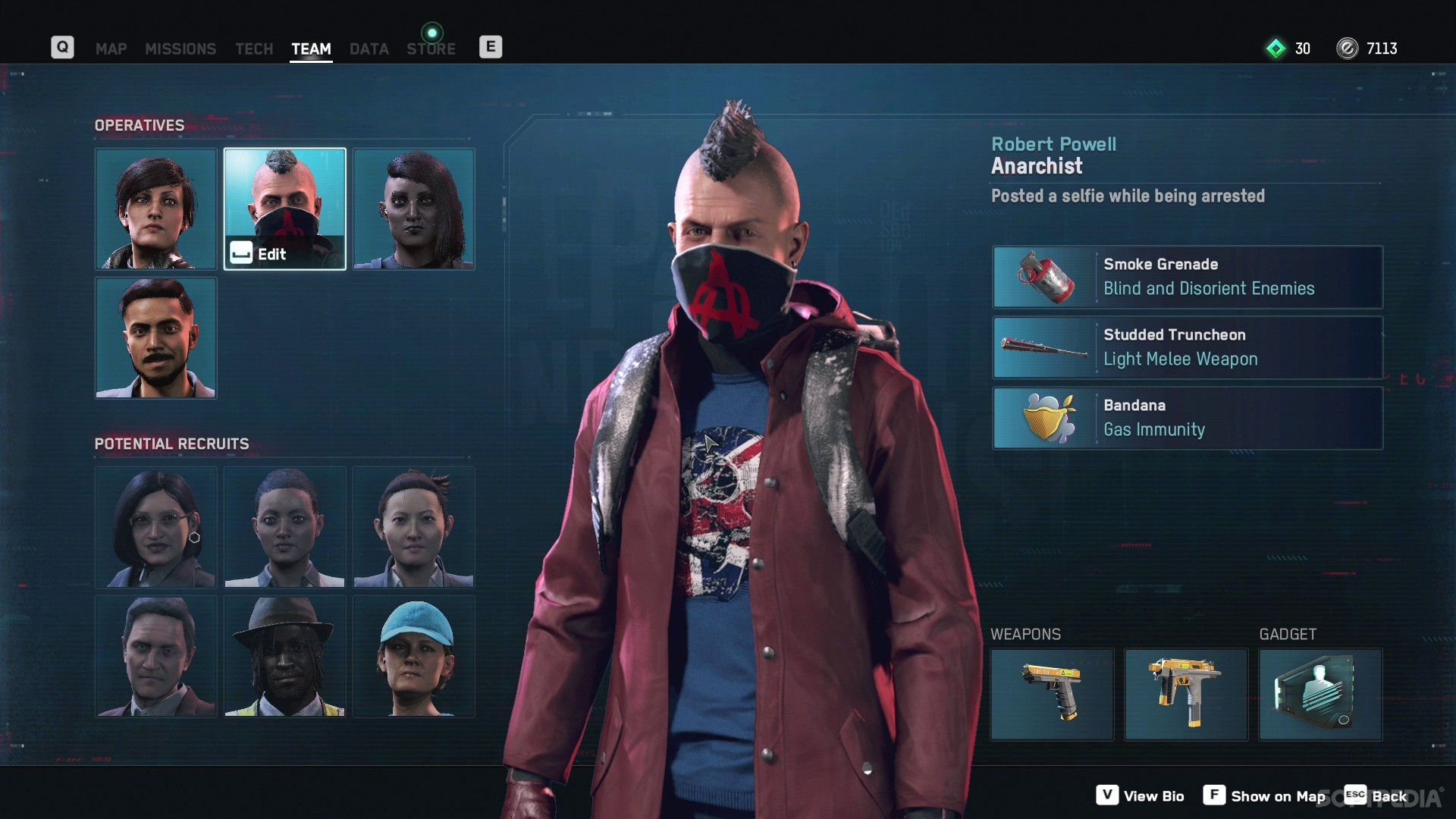 Watch Dogs Legion Wrench Trailer Legion As Part Of The Season Pass And Will Be A Fully Playable Character In Bloodline
