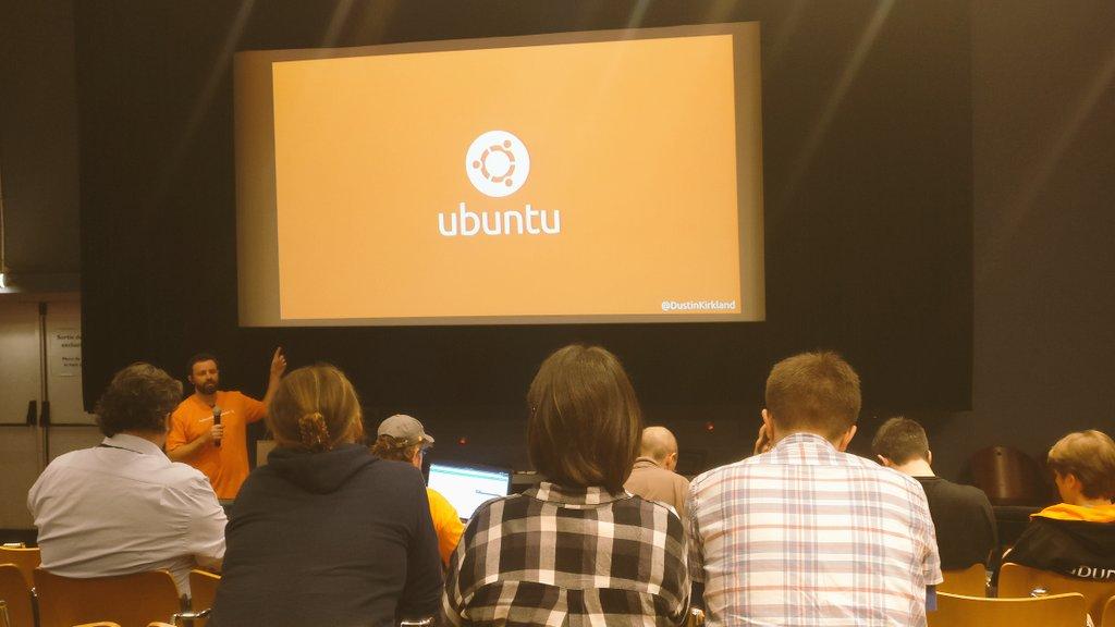 Ubucon Europe 2018 Ubuntu Conference Announced for 27-29