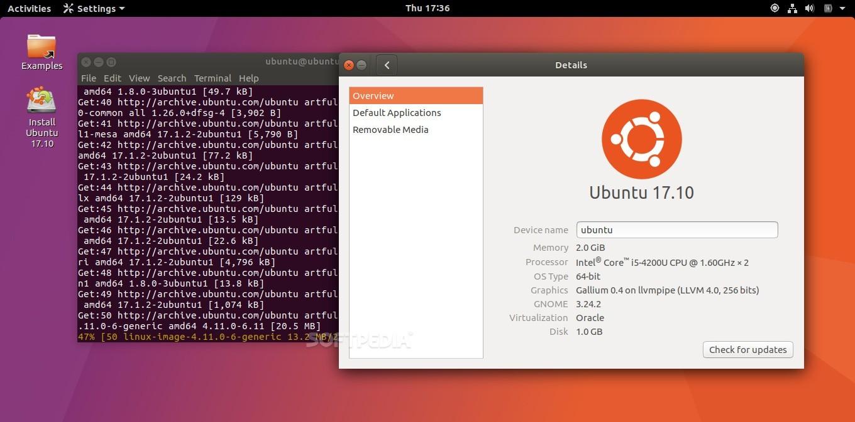 install apache php ubuntu 17.10