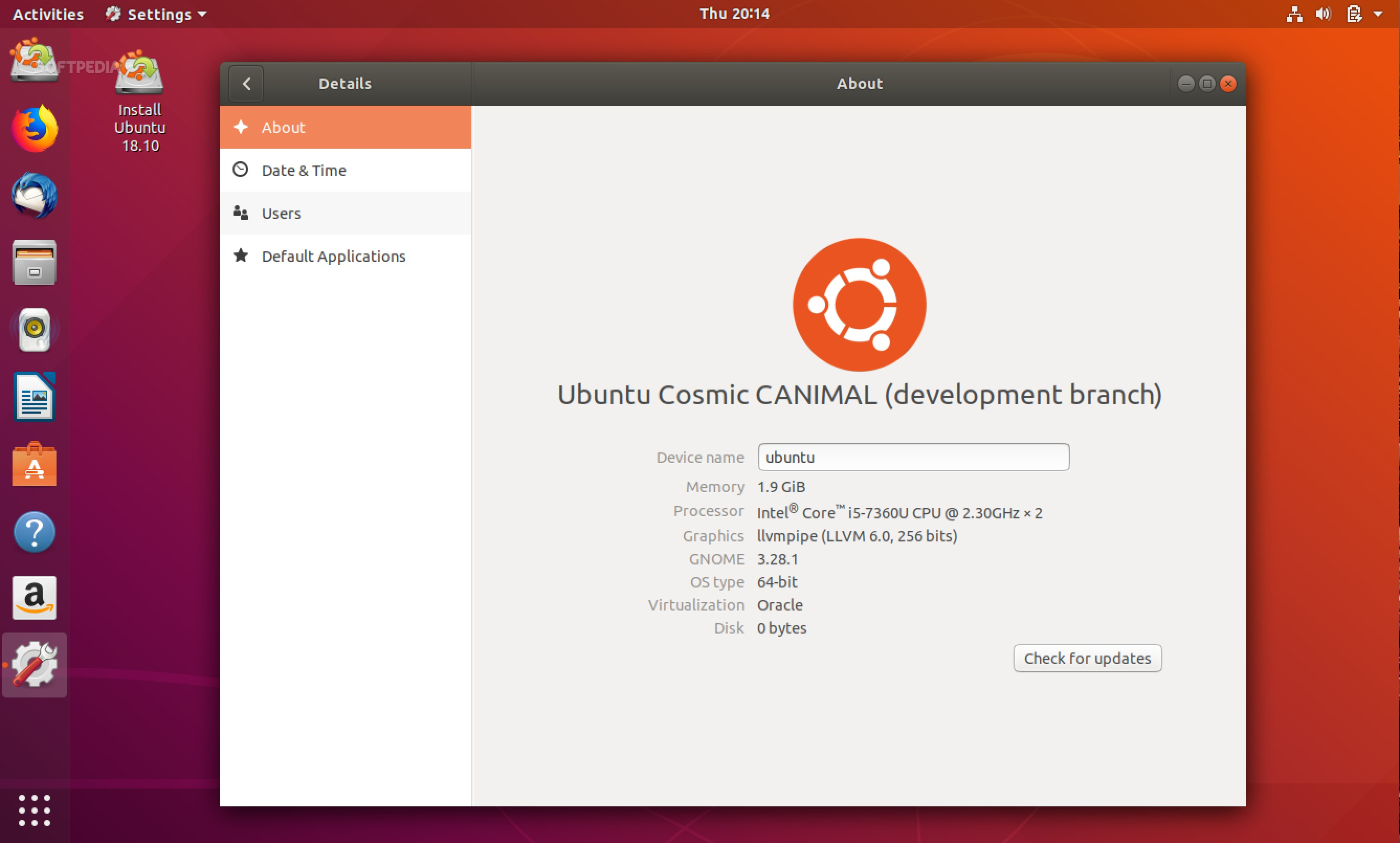 Ubuntu 1810 daily build isos are now available to download ubuntu 1810 reheart Image collections