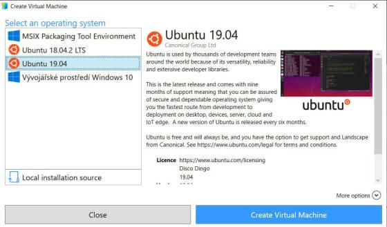 Ubuntu 19 04 (Disco Dingo) Is Now Available in Microsoft's