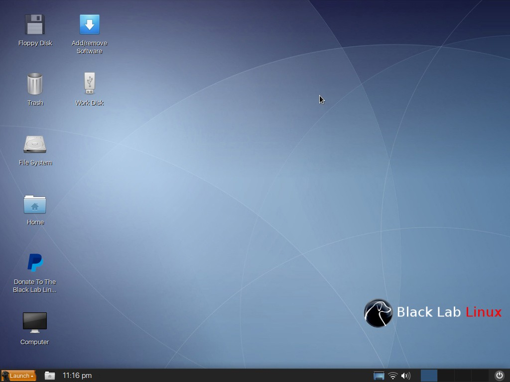 Ubuntu-Based Black Lab Linux 7 6 Released with Xfce 4 12 and