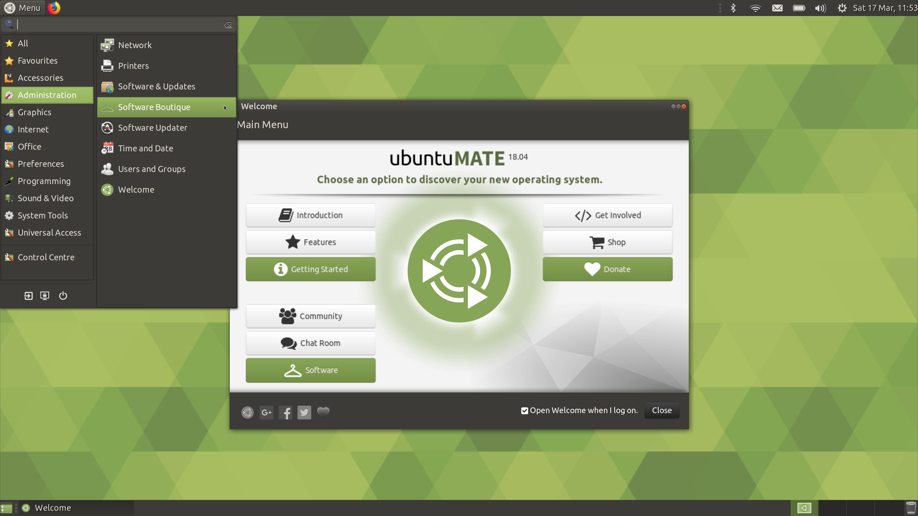 Resultado de imagem para ubuntu mate 18.04