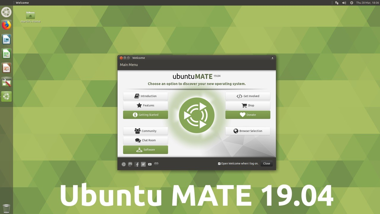 Ubuntu MATE 19 04 Brings Improved Out of Box Nvidia GPU Experience
