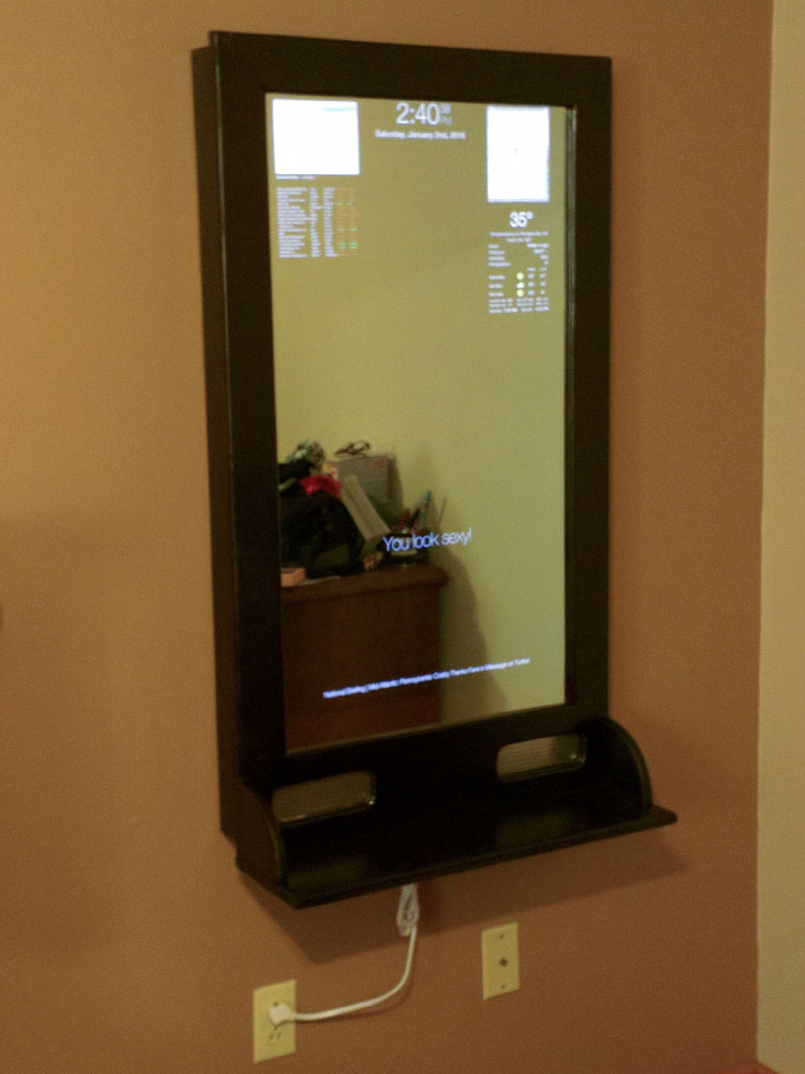 Image result for magic mirror