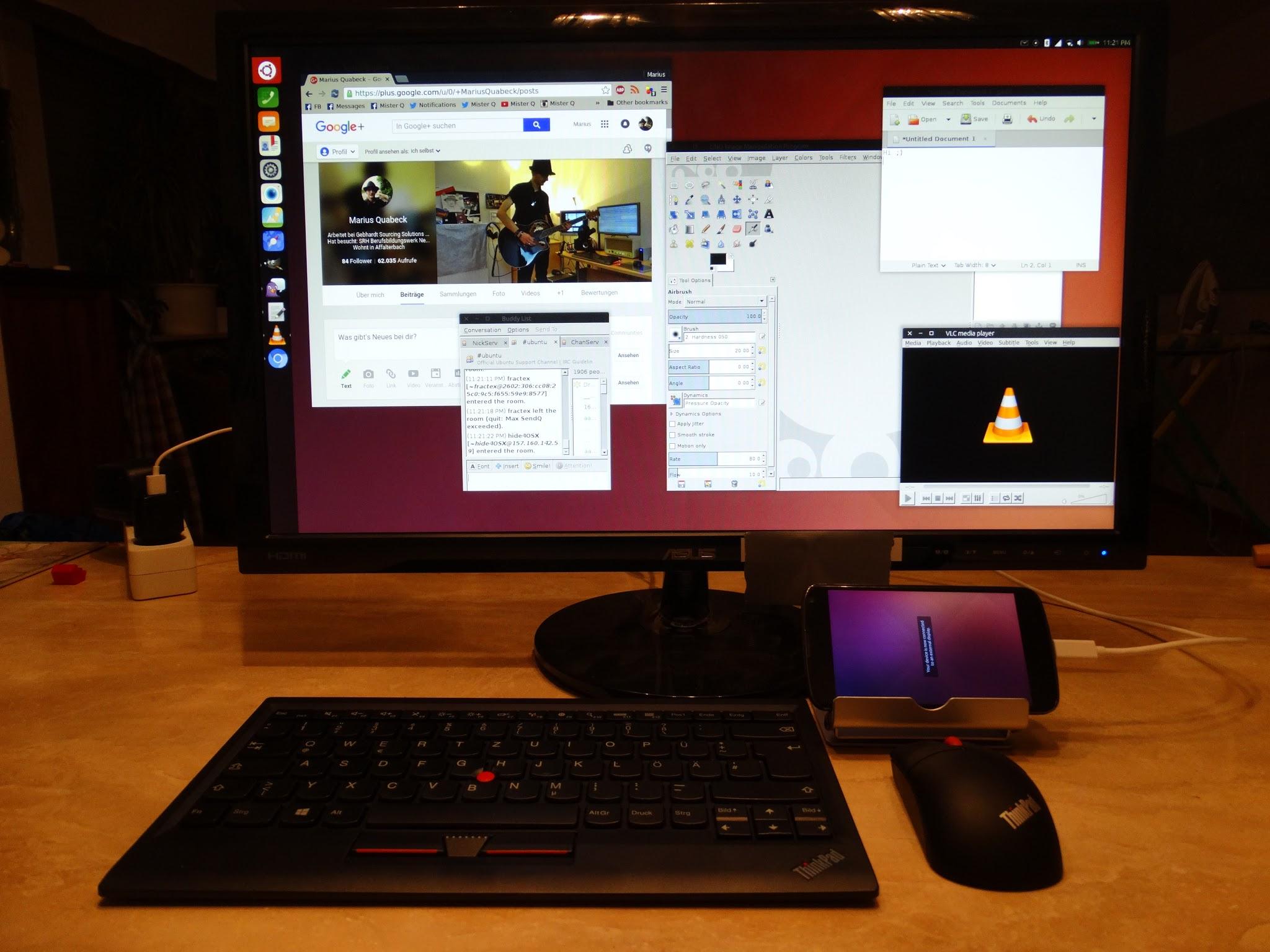 Resultado de imagen de ubuntu convergence