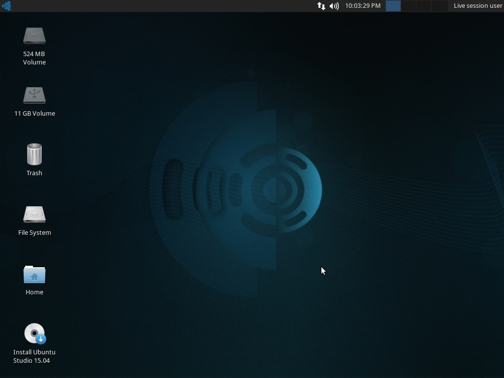 Ubuntu studio 1604 lts adopts the whisker menu for the beta 2 release ubuntu studio stopboris Choice Image
