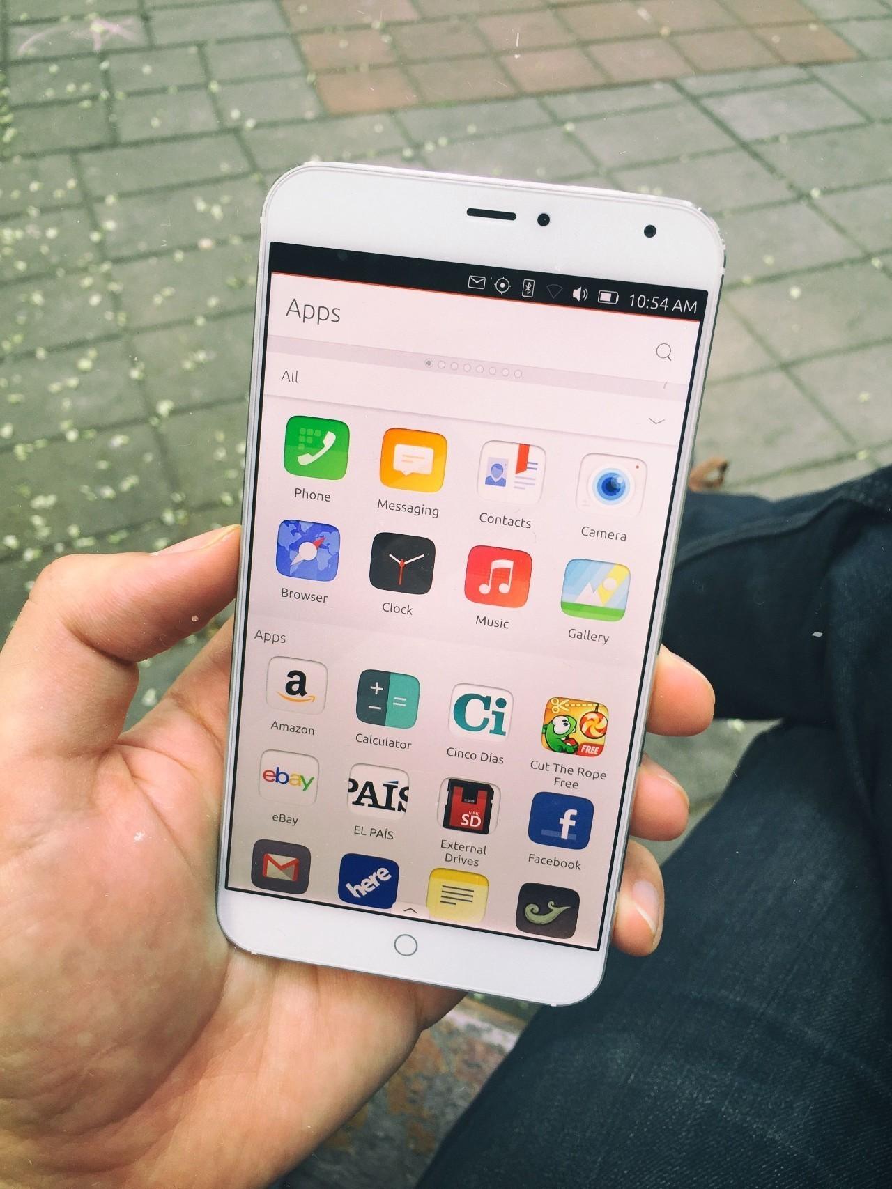 Ubuntu Touch Developer Proposes 64-Bit (ARM64) Images of Ubuntu for