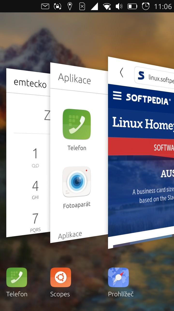 Ubuntu touch ota 14 slightly delayed new task manager gets fuzzy fuzzy background for task manager reheart Choice Image