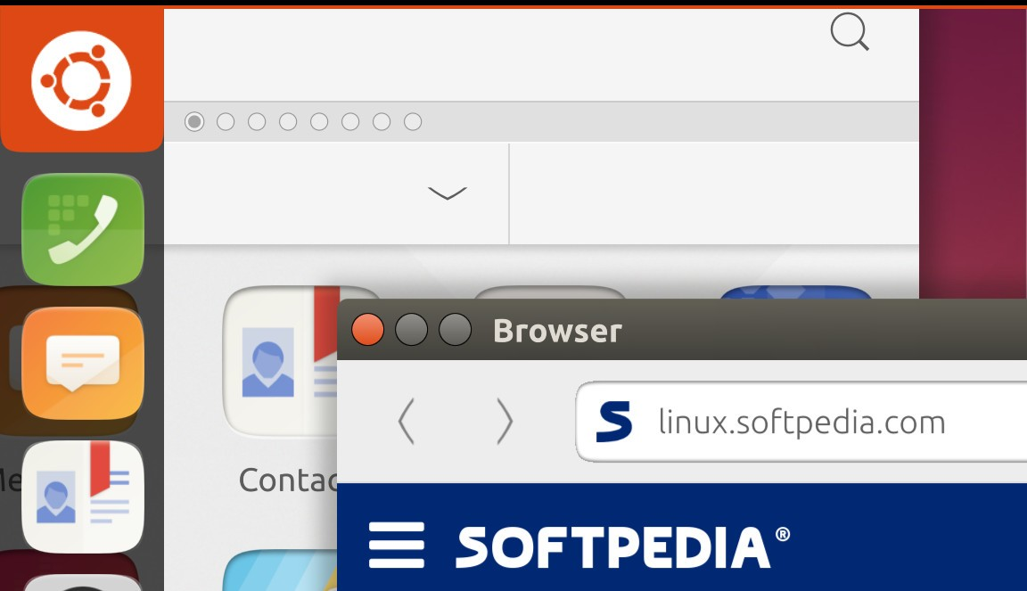 Ubuntu touch transforms into a pc with just a bluetooth mouse ubuntu touch in desktop mode stopboris Choice Image