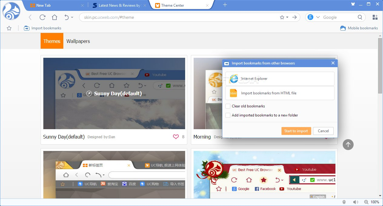 Uc browser app old version
