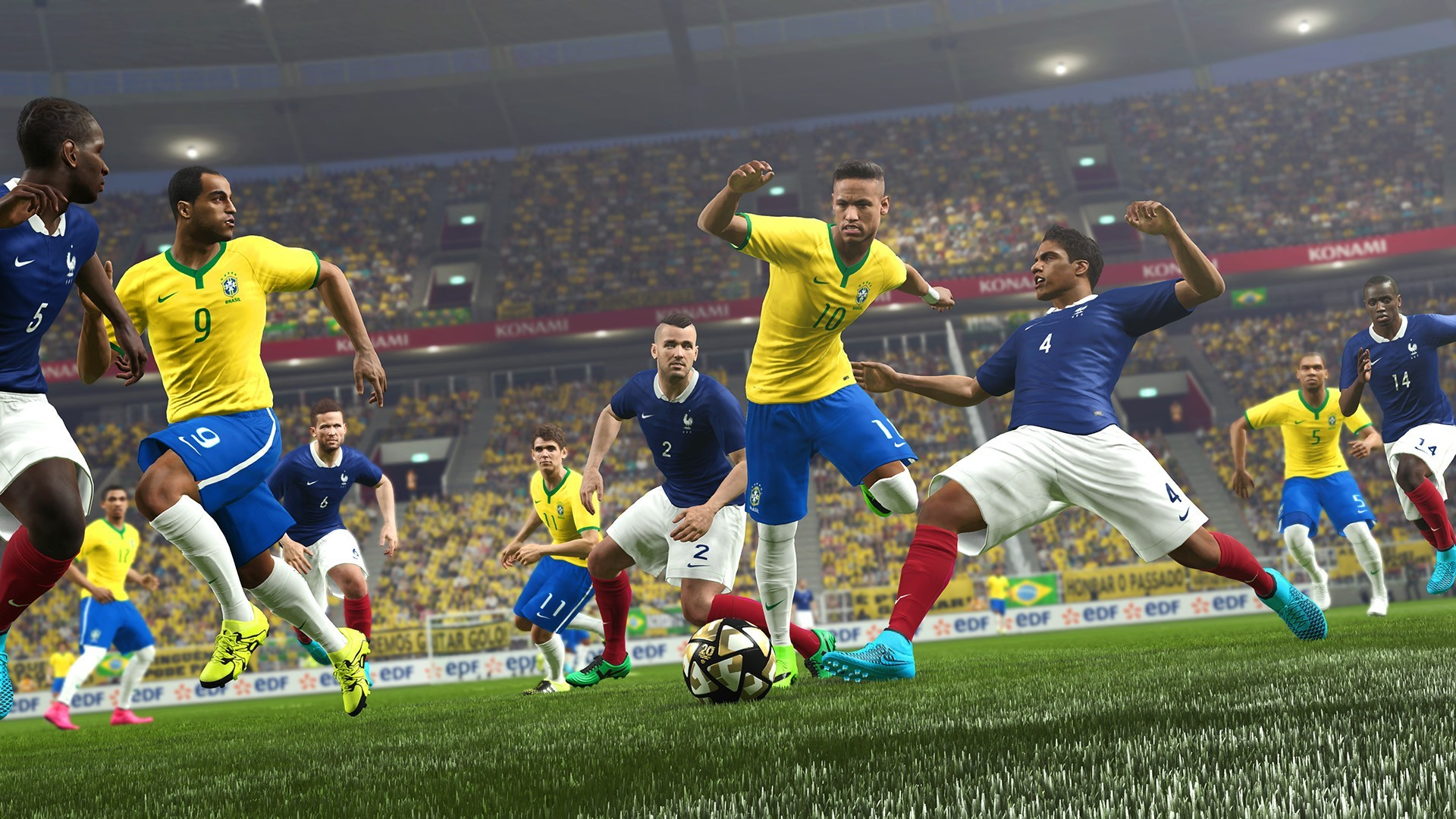 8fbd75ff52 UEFA EURO 2016 Content Is Free for PES 2016 Players