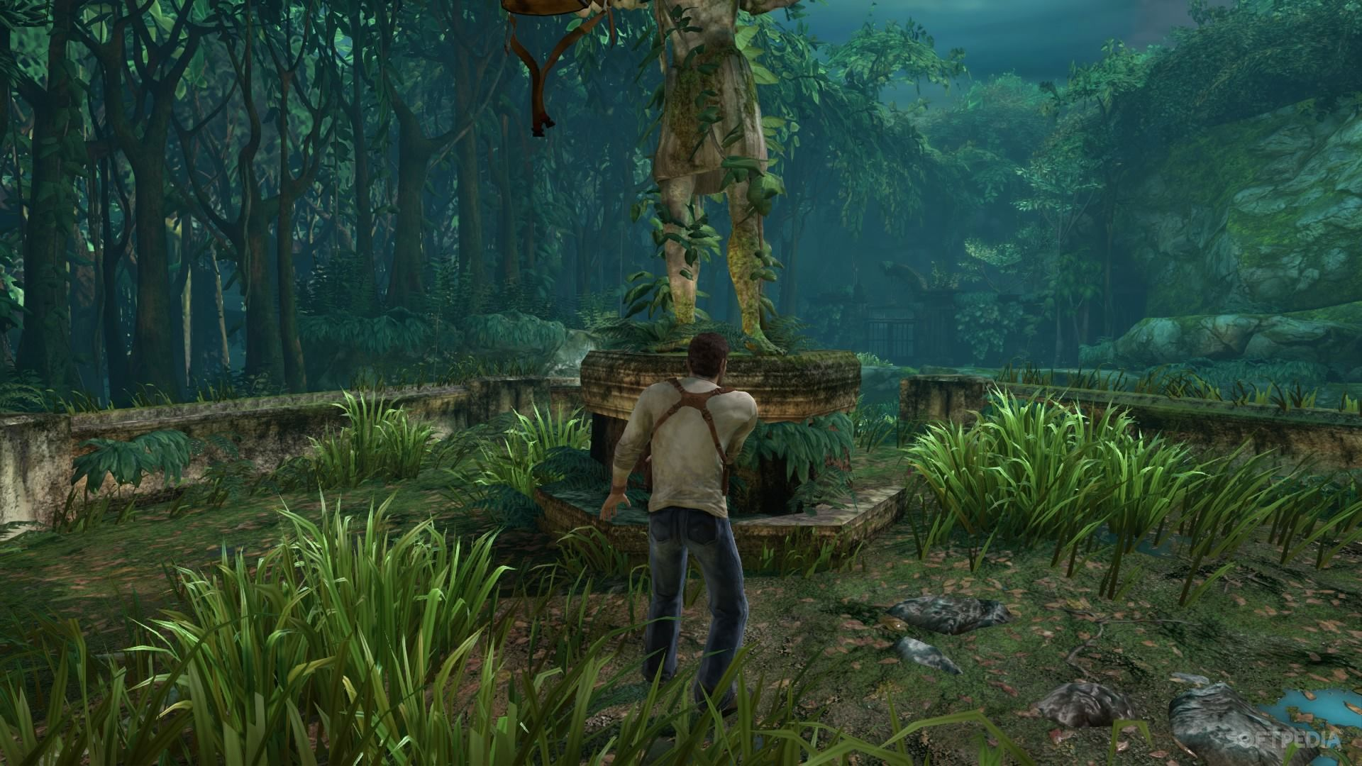 Uncharted The Nathan Drake Collection Review Playstation 4