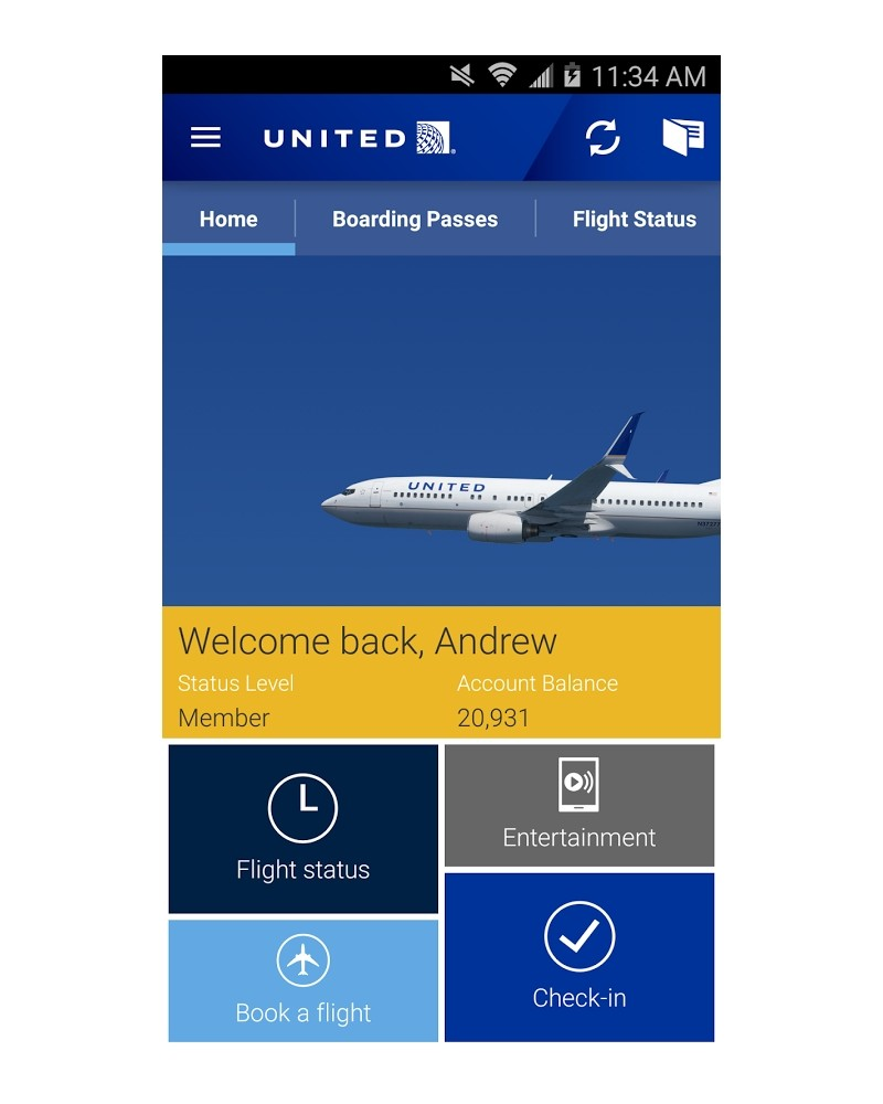 United Airlines Takes 6 Months To Patch Mobile App Bug