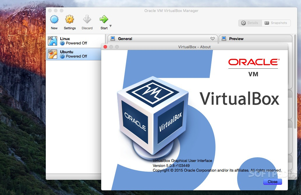 VIRTUALBOX 5.0.8 TÉLÉCHARGER