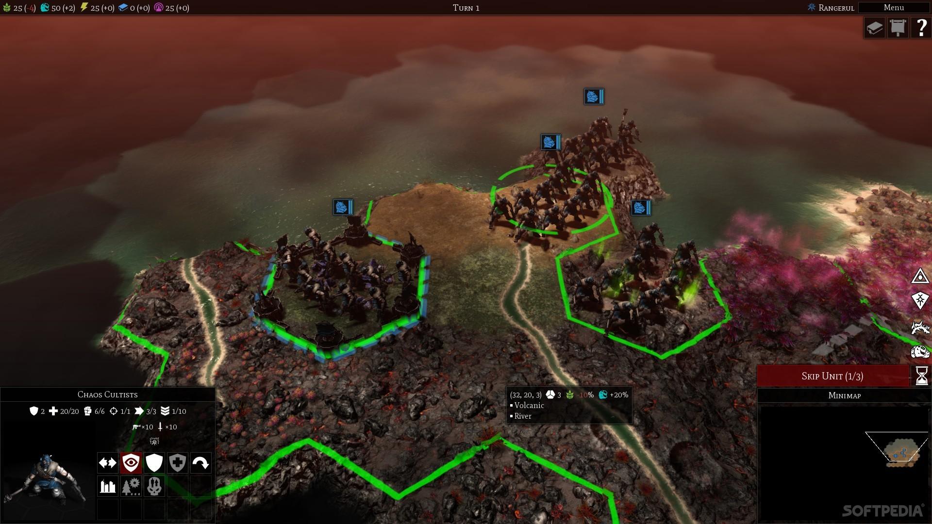 Warhammer 40,000: Gladius – Chaos Space Marines DLC Yay or Nay